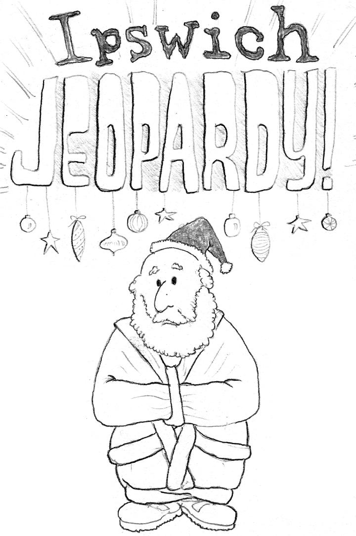 a Jeopardy
