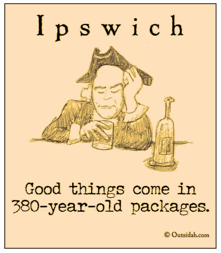 Good things 380 yr old