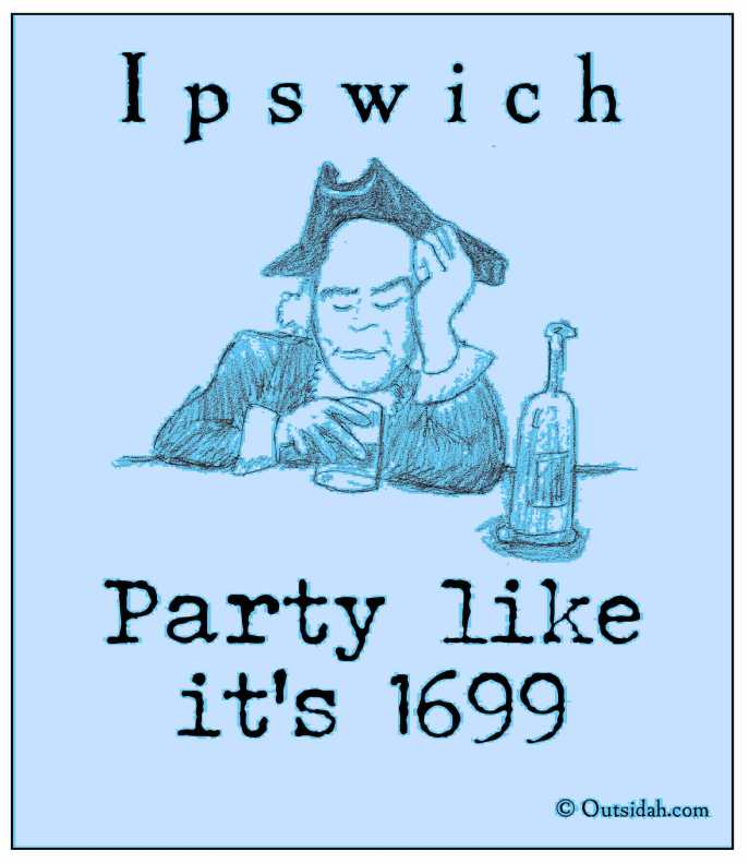 Party like it's 1699