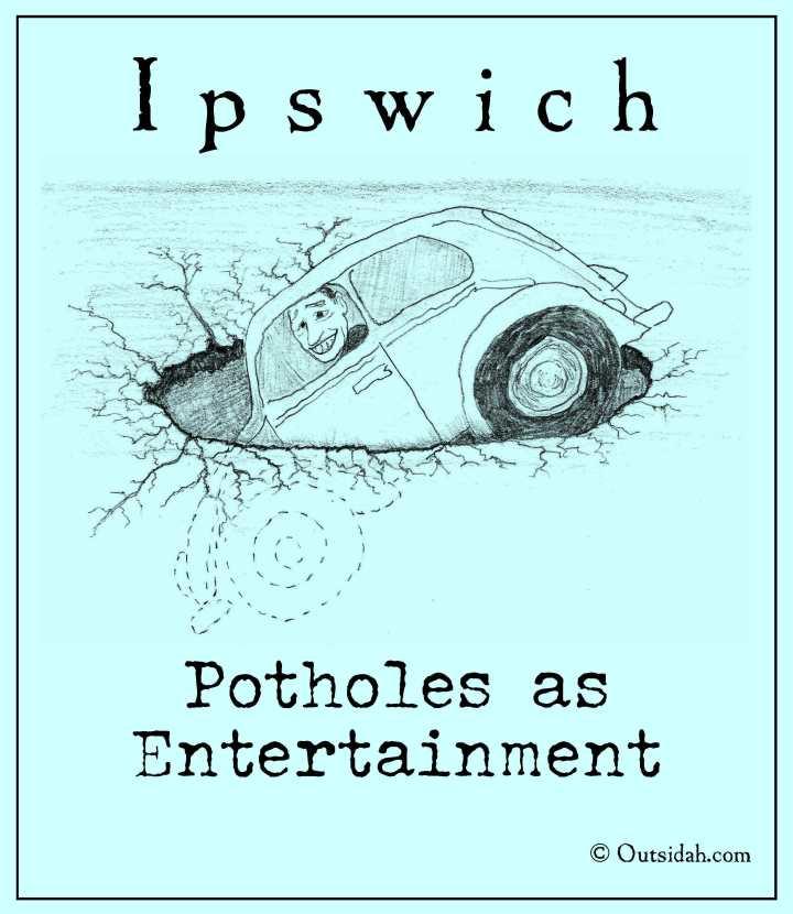 Potholes as Entertainment