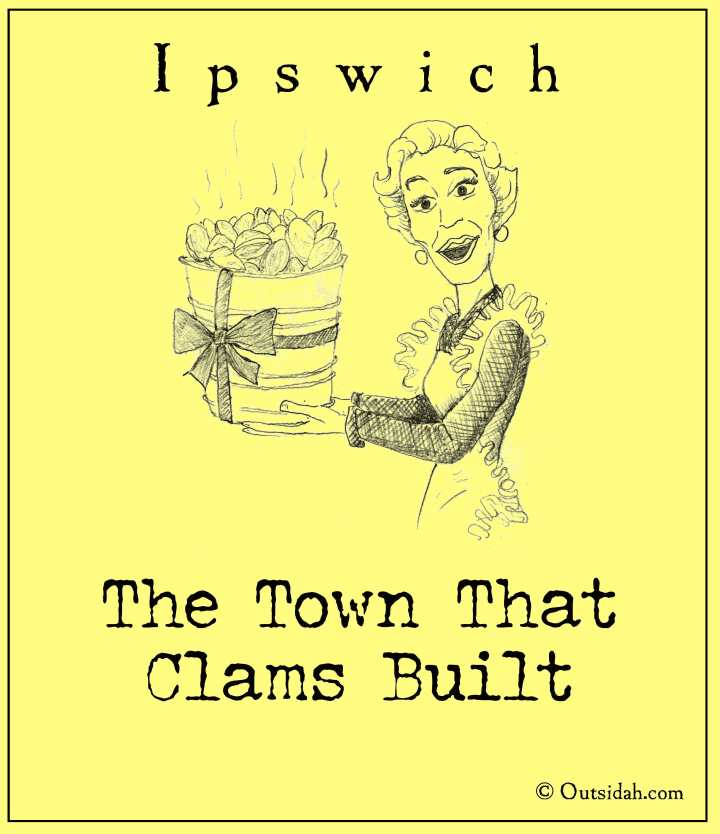 Town that clams built
